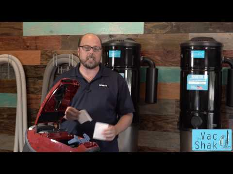 How to Change the Air Filter on a Miele Vacuum