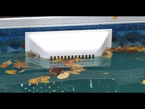 Skimmer Wizard - Skimmer Guard - Keep Leaves, Critters and Debris Out of Skimmer Basket