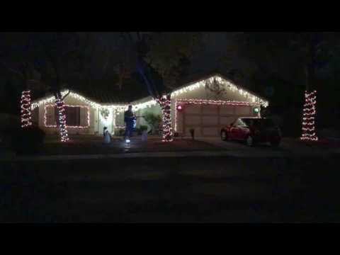 Vince's Lights 2016: Christmas Canon Rock