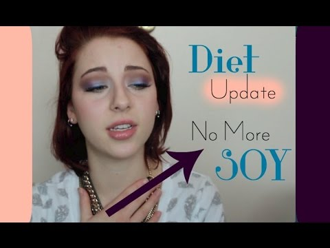 DIET Update: No More Soy? (Breast Pain & Birth Control - PG13)