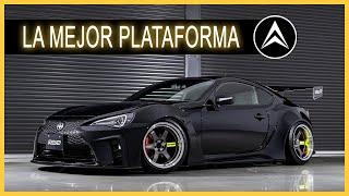 🔰 Por ESTO el FRS / BRZ / GT86 Es uno de los MEJORES AUTOS  (Para lo que se te ocurra) | ANDEJES