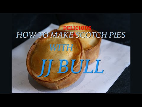 How to make delicious scotch pies