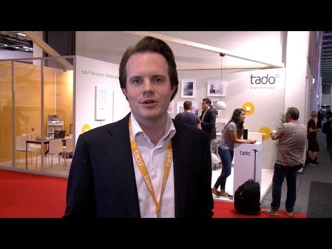 tado° IFA 2017 Interview -  The Smart Climate Assistant
