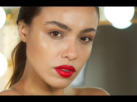 The Cool Way To Wear Red Lipstick | Love Me Beauty