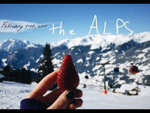 the Alps / Austria / Italy / Sottoguda