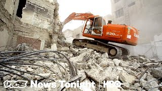 Mosul Residents Are Rebuilding The Demolished City On Their Own (HBO)