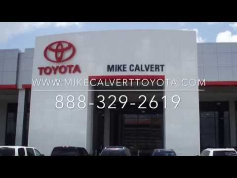 Lease a Toyota Rav4 at Mike Calvert Toyota in Houston, TX