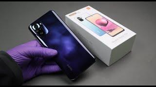 Xiaomi Mi Redmi Note 10S ( Cosmic Purple Colour ) Unboxing Video - ASMR