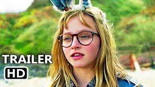 I KILL GIANTS Official Trailer (2018) Zoe Saldana, Comic Book Movie HD
