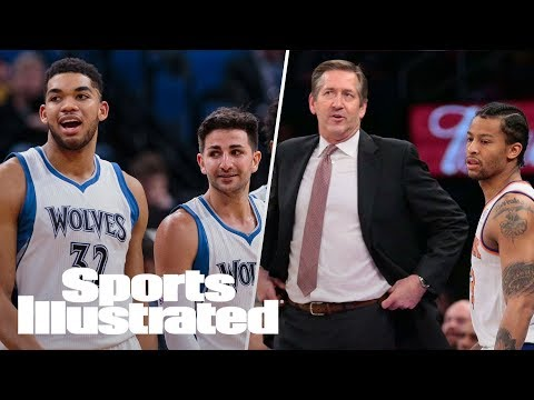 NBA Playoffs Matchup Preview, New York Knicks Fire Coach Jeff Hornacek | SI NOW | Sports Illustrated