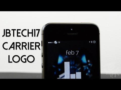 iOS 7 Jailbreak: How To Get A Custom JBTech17 Carrier Logo