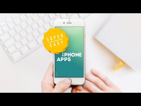 Super Easy iPhone Apps - How to Make iPhone Apps