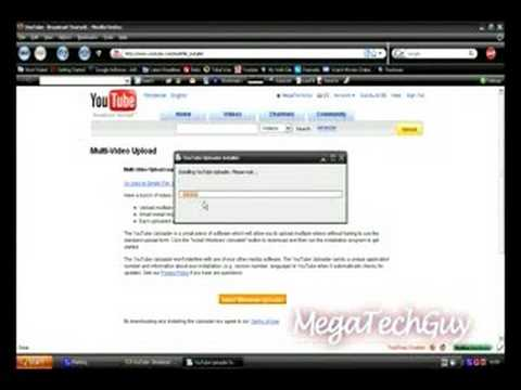 How To Upload Videos On Youtube Bigger Then 100Mb
