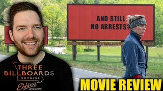 Three Billboards Outside Ebbing, Missouri - Movie Review