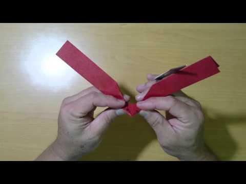 摺紙平衡鷹