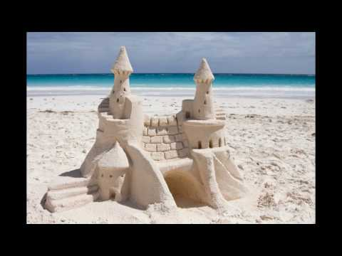 Filling 3D Prints with Sand