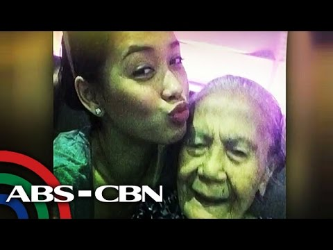 Maja still mourning for the loss of her grandma