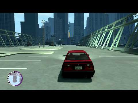 GTA IV Car Location - Futo GT