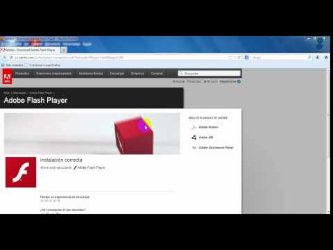 Adobe Flash Player - Quick Video Tutorial Free Download