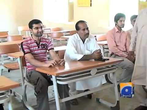 Geo Reports Student of Khair Pur Sindh Pakistan wins 250k Scholarship of AMERICA.