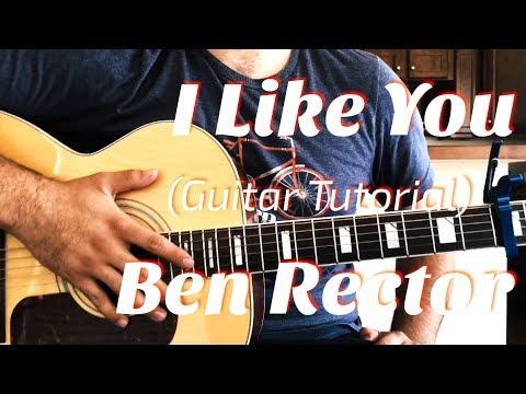 I Like You- Ben Rector (Guitar Tutorial)