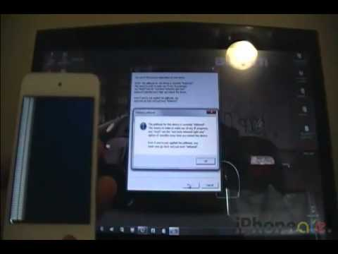 Jailbreak Tethered iPhone 4,3GS iPod Touch 3G,4G y iPad 1G. Compatible con iOS 5.1.1/