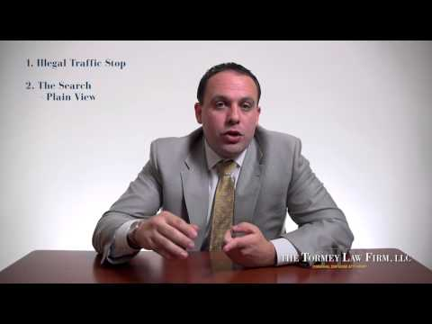 Cocaine Possession and Distribution Charges in New Jersey - NJ Criminal Lawyer Travis J. Tormey