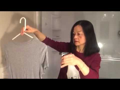 How to Get Rid of Wrinkles on Clothes Without Ironing Them
