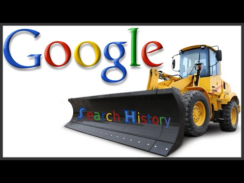How to clear google search history - all devices - all browsers