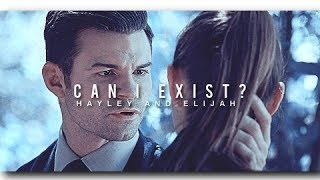 ● Hayley + Elijah | I can't stop loving you [4x13]