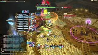 FFXIV] Tsukuyomi Ex Solo Tank+Heal attempt