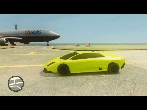 GTA 4 ZModeler2 Tutorial - 2 Create or obtain 3D car model