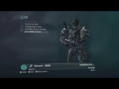 How to mod yourself [inheritor] *Offline* Halo Reach