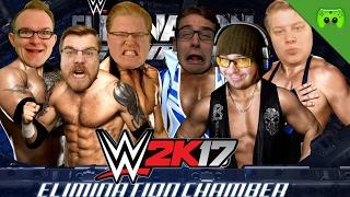ALLE SIND DABEI 🎮 WWE2K17 #5