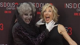 """Lin Shaye """"Insidious Chapter 3"""" Los Angeles Premiere Red Carpet"""