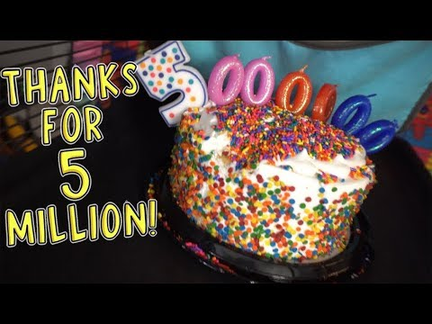 TheOdd1sOut Reupload: Thanks for 5 million (sorry no sprinkles) (I'll delete this later)
