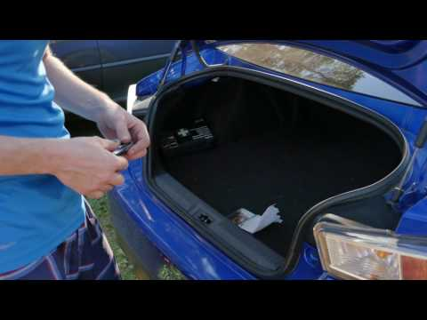 How To Disable Subaru Brz Keyless Entry Trick For Going Swimming