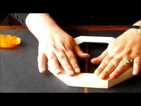 Stella Crafts Octagon Box -- The Build.