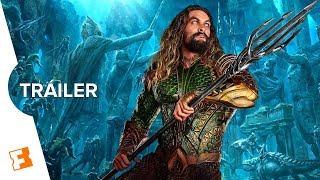 Aquaman - Tráiler Extendido #2 (Sub. Español)