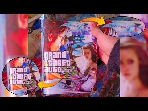 GTA 6 Has Hit The Shelves Early In Brazil...For The PS2? (WTF)