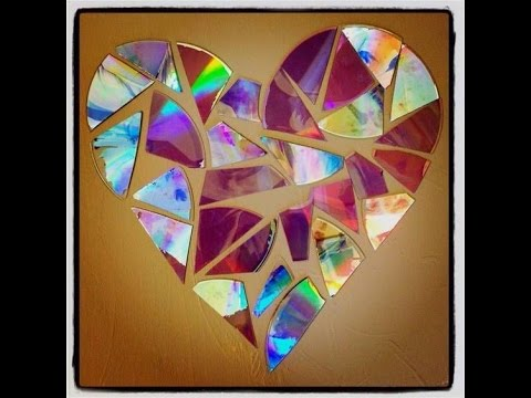 Creative DIY Ideas How To Recycle Your Old CDs