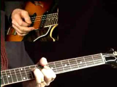 Blues Guitar Lessons - Big Book of Blues - Vamp 4