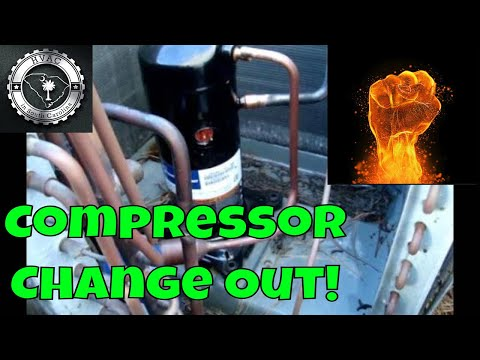 Compressor Change Out