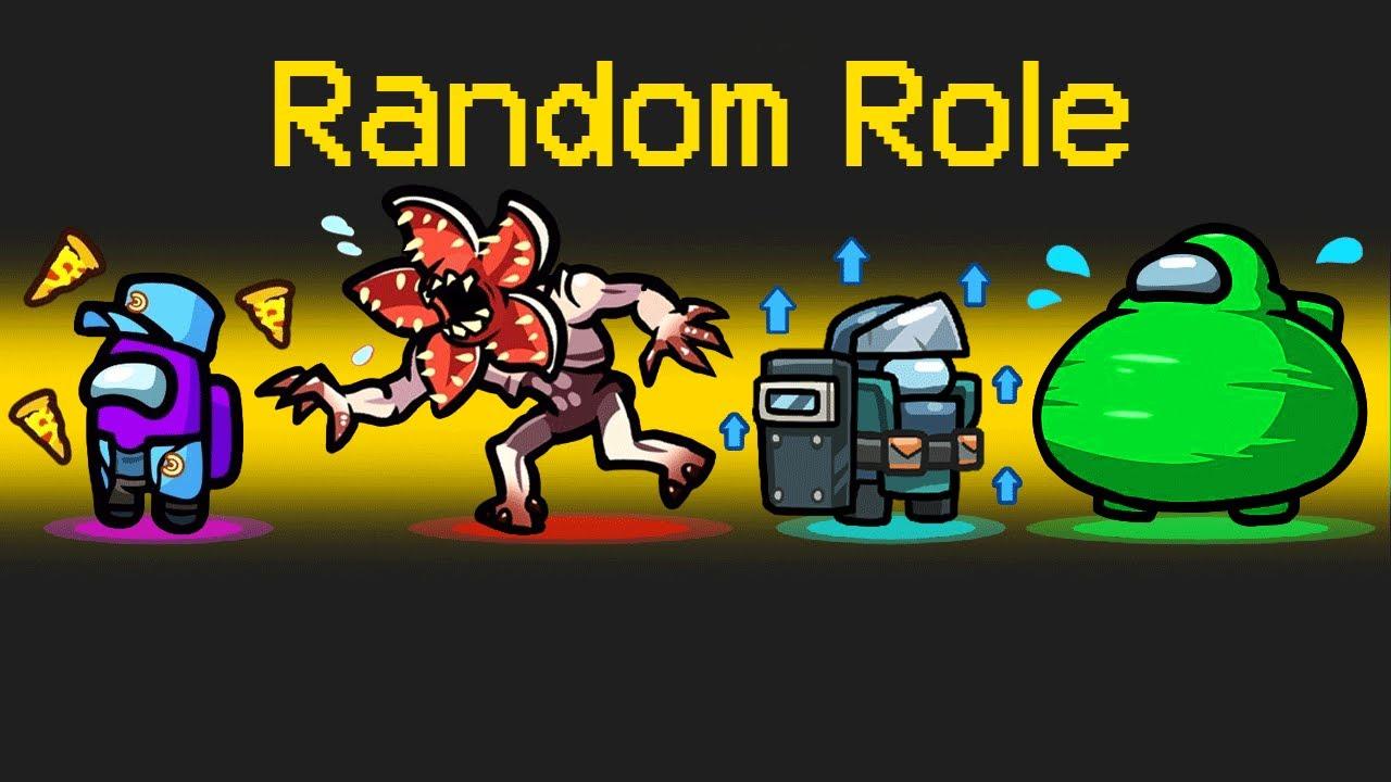 RANDOM ROLE *2* in Among Us