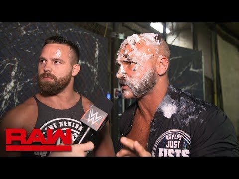 The Revival will take the cake in next week's Tag Team Battle Royal: Raw Exclusive, May 28, 2018