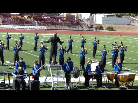 San Pasqual Field Show, Vista high school 2012