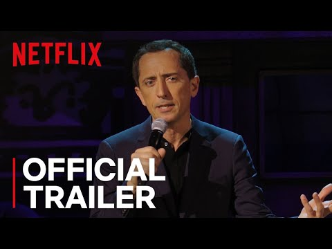 Gad Elmaleh: American Dream | Official Trailer [HD] | Netflix