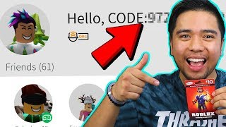 Changing Roblox Name To Free Robux Code! *gift Card*