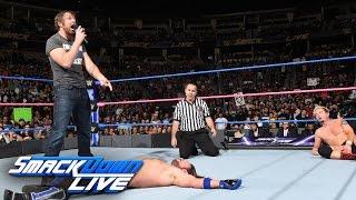 James Ellsworth vs. AJ Styles - WWE World Championship Match: SmackDown LIVE, Oct. 18, 2016