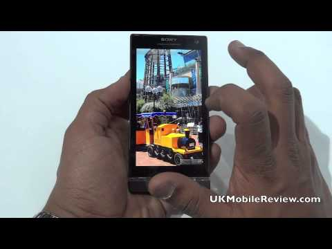 Sony Xperia S Hands On